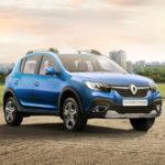 Новый внедорожник от Renault — Logan Stepway
