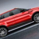 Новый SUV  стиле Baojun и Hyundai