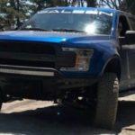 Фордовский 700-сильный пикап-грузовик