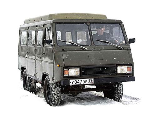 Самодельный УАЗ