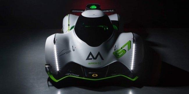 Итальянский гоночный электрокар «для каждого»
