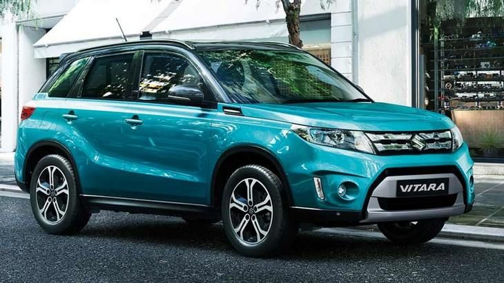 Suzuki самая эффективная марка