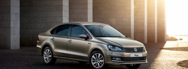 Спецверсия  Volkswagen Polo Joy