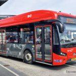Голландские электробусы VDL