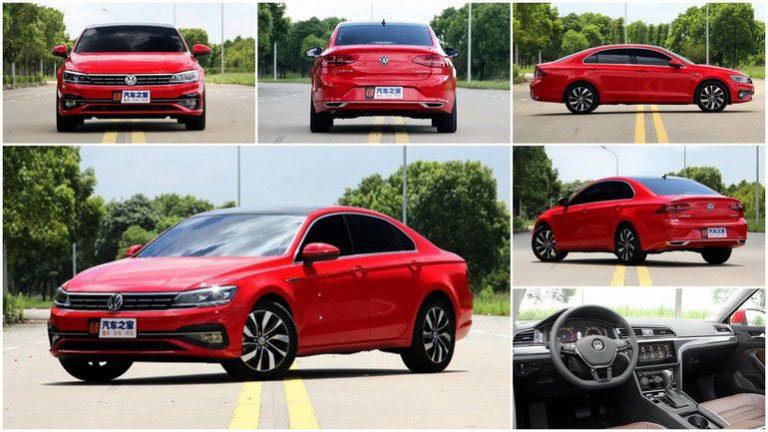 Четырехдверный купе Volkswagen  Lamando