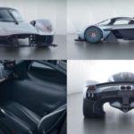 Aston Martin с новым мотором  V6 Turbo