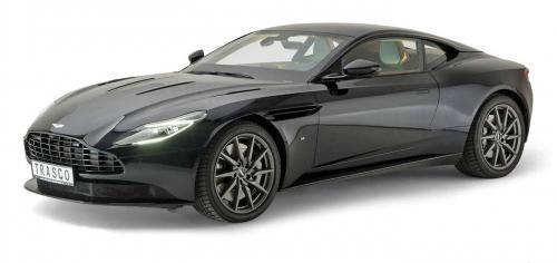 Бронированный Aston Martin