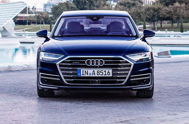 Возрождение знаменитого Audi Horch