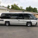 Лимузин-автобус Mauck MSV1120