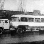 Необычные советские автобусы