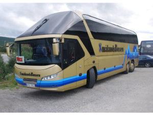 Интересные факты об автобусах