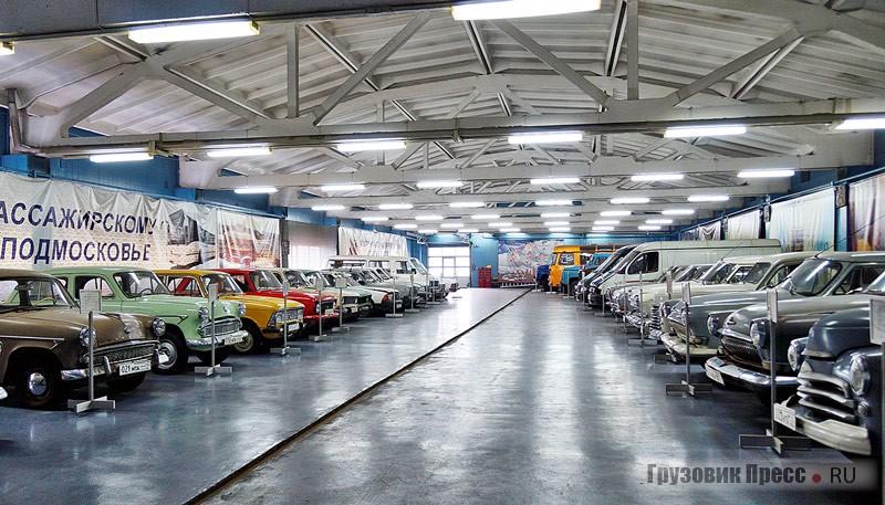 Мострансавто - удивительное собрание советских автомобилей