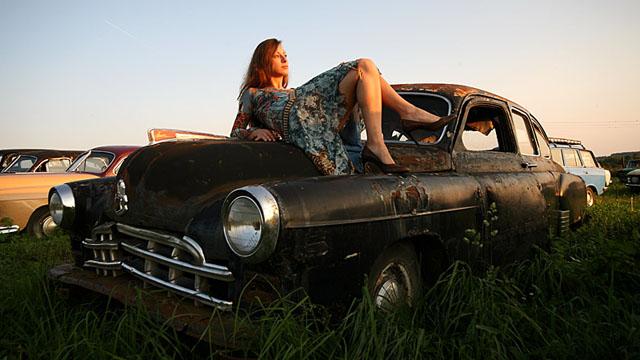 Автомобили-долгожители
