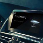 BMW с фирменным голосовым ассистентом
