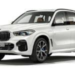 Гибридная версия BMW X5