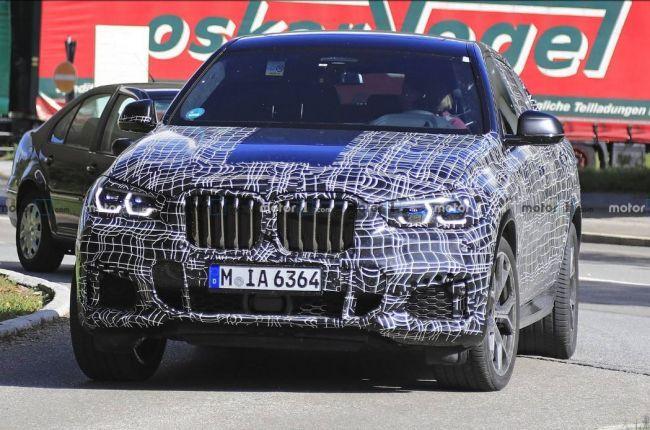 «Шпионский»  BMW X6