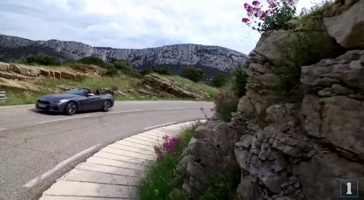 BMW Z4  на видеороликах