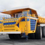 БелАЗ строит очередной мегасамосвал