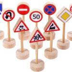 Дорожные знаки нового поколения