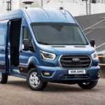 Обновленный Ford Transit