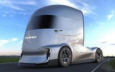Ford и Tesla Semi - достойные конкуренты