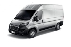Большой фургон Peugeot