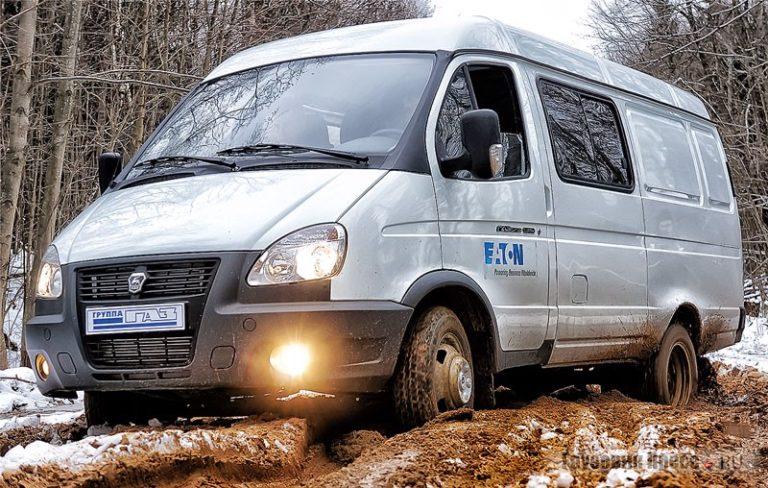 Тест-драйв автомобилей «ГАЗель» и «Соболь»