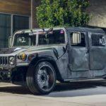 Hummer H1 — трековая версия