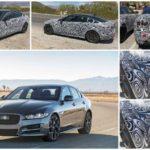 Обновленный Jaguar XE