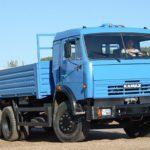 История автомобиля КамАЗ