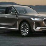 Кроссовер BMW X7