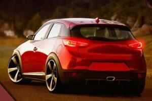 Кроссовер Mazda CX-3
