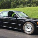 Вторая жизнь  Mercedes-Benz 190E