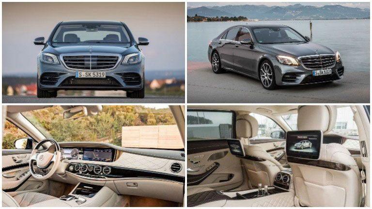 2-литровый мотор для  Mercedes-Benz S-Class