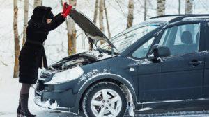 Причины, почему автомобиль не заводится в мороз