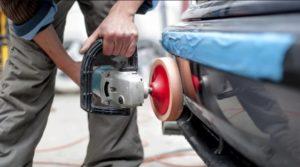 Царапины на кузове автомобиля и способы их устранения