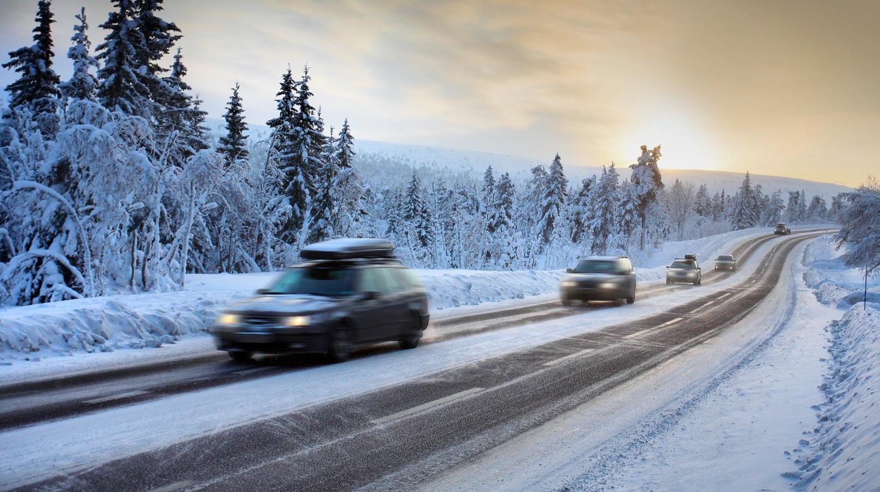 Влияние реагентов на автомобиль