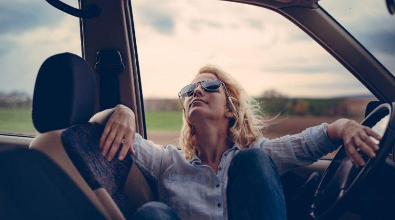Личный психолог - автомобиль