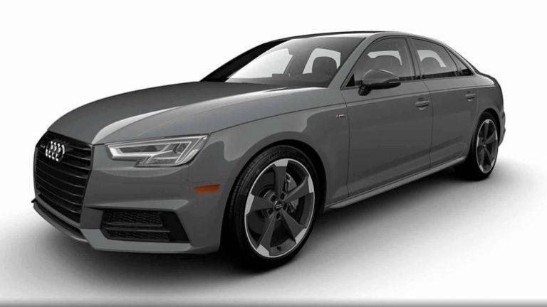 40 «прощальных» седанов Audi A4 с механикой