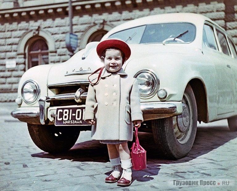 Универсал Škoda. История