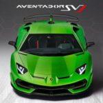 Экстремальная версия суперкара  Lamborghini  Aventador