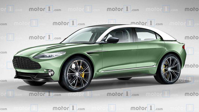 Внедорожник Aston Martin Varekai