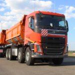 Завод Volvo Trucks в Калуге