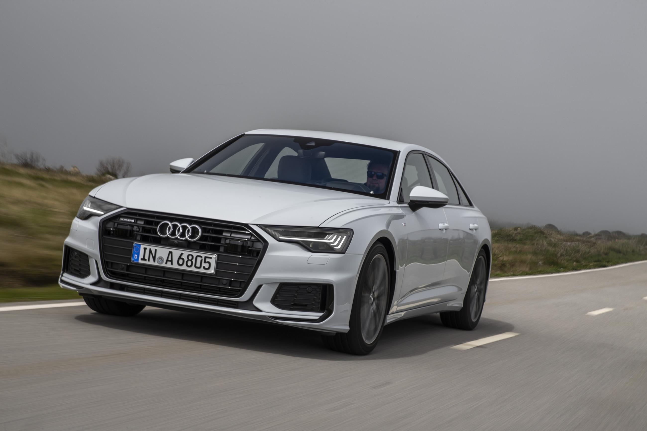 Audi для России: минимум 4 и 5 млн рублей.