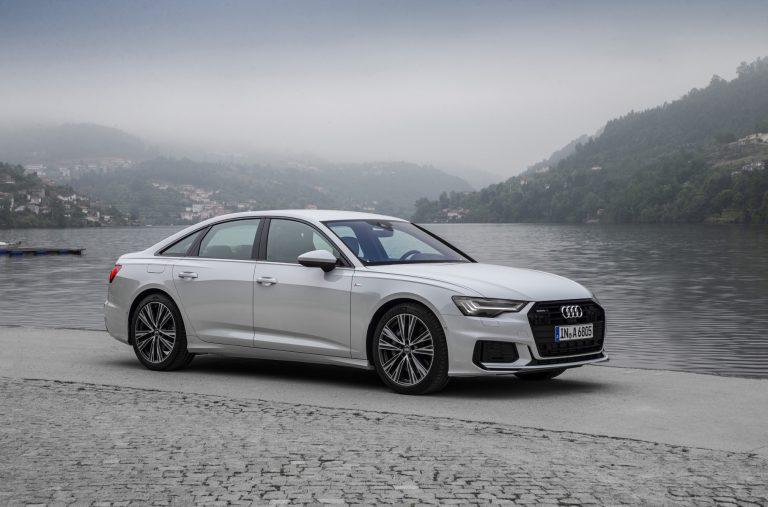 Цена нового седана Audi A6