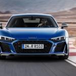 Audi R8  еще мощнее