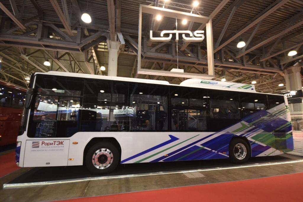 5 очень необычных новинок отечественных автобусов