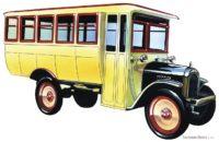 Автобус  Graham Brothers