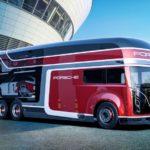 Автобус для Porsche