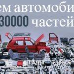 Сколько компонентов у автомобиля?
